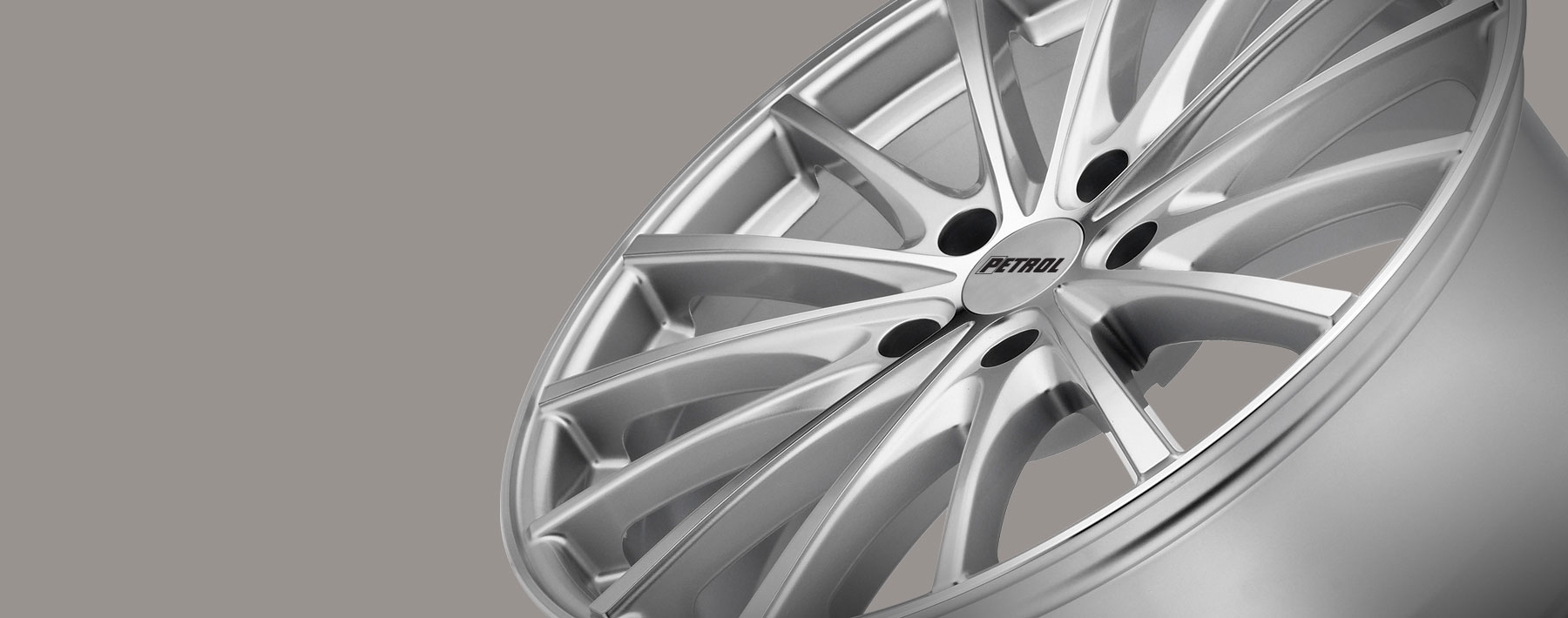 Aftermarket wheels by Petrol